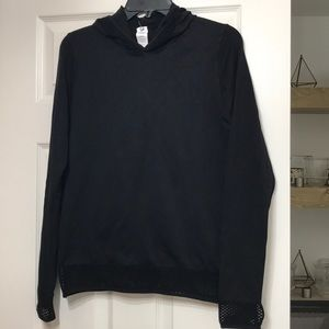 NWT Fabletics hooded pullover SZ L/XL